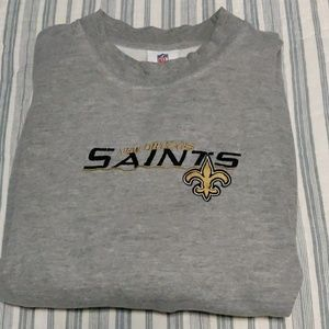 New Orleans Saints Long Sleeve Sweatshirt